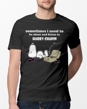 Harry Chapin T-Shirt - NEW  Classic T-Shirt lifestyle-mens-crewneck-front-13
