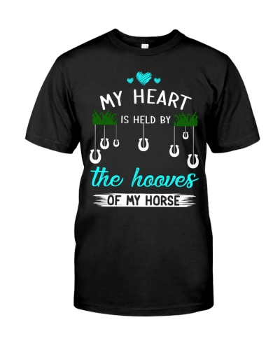 Held By The Hooves Of My Horse