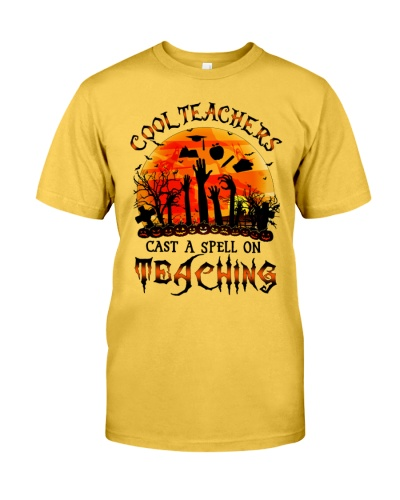 Cool Teachers Cast A Spell On Teaching
