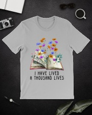 I Have Lived A Thousand Lives Classic T-Shirt lifestyle-mens-crewneck-front-16