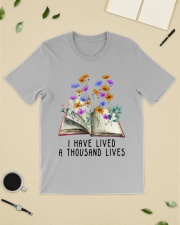 I Have Lived A Thousand Lives Classic T-Shirt lifestyle-mens-crewneck-front-19