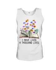 I Have Lived A Thousand Lives Unisex Tank thumbnail