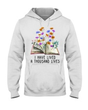 I Have Lived A Thousand Lives Hooded Sweatshirt thumbnail