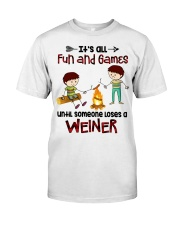 Its All Fun And Games  Classic T-Shirt thumbnail