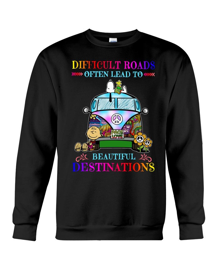 Beautiful destinations Crewneck Sweatshirt
