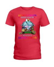 Beautiful destinations Ladies T-Shirt thumbnail