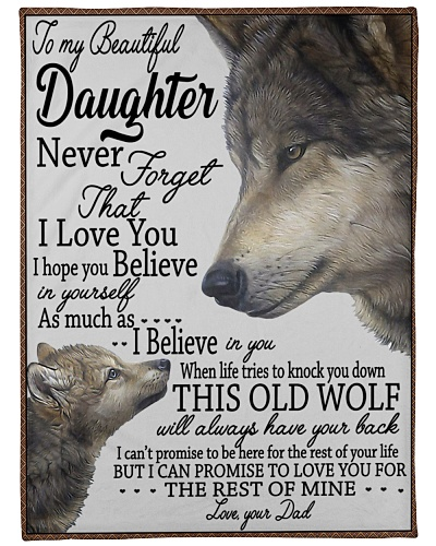 To my beautiful daughter never forget i love you