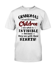 Grandmas of special needs children Classic T-Shirt thumbnail