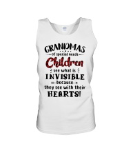 Grandmas of special needs children Unisex Tank thumbnail