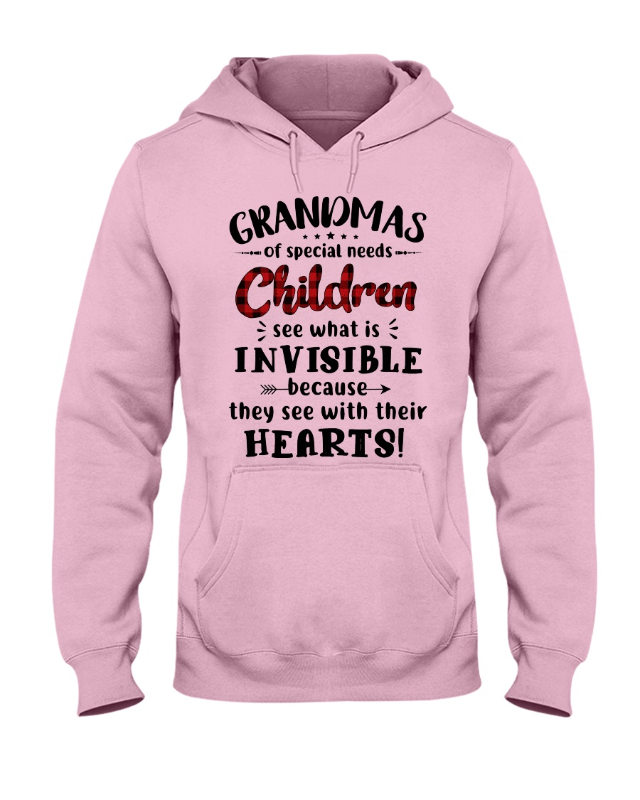 Grandmas of special needs children Hooded Sweatshirt