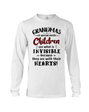 Grandmas of special needs children Long Sleeve Tee thumbnail