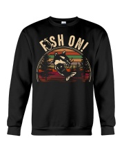Fish on  Crewneck Sweatshirt thumbnail