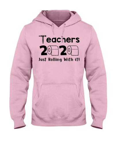 Teachers 2020 - Just rolling with it