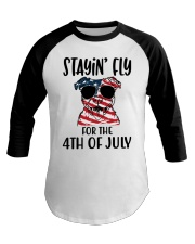 Staying FLy Baseball Tee tile