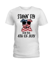 Staying FLy Ladies T-Shirt thumbnail