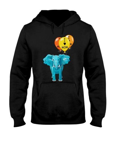 Elephant - I love mom