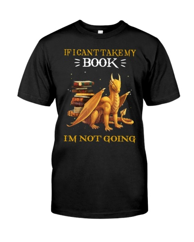 If i can't take my book - I'm not going