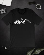 Mountain Classic T-Shirt lifestyle-mens-crewneck-front-16