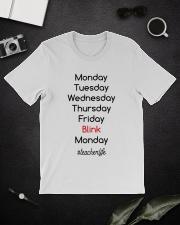 Blink Teacher Life Classic T-Shirt lifestyle-mens-crewneck-front-16