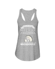 Nice shirt for teachers in Valentine's day Ladies Flowy Tank thumbnail