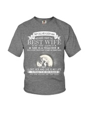 Nice shirt for teachers in Valentine's day Youth T-Shirt thumbnail