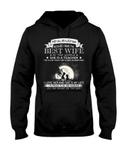 Nice shirt for teachers in Valentine's day Hooded Sweatshirt front
