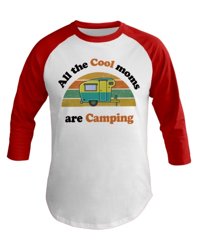 Cool Moms Are Camping