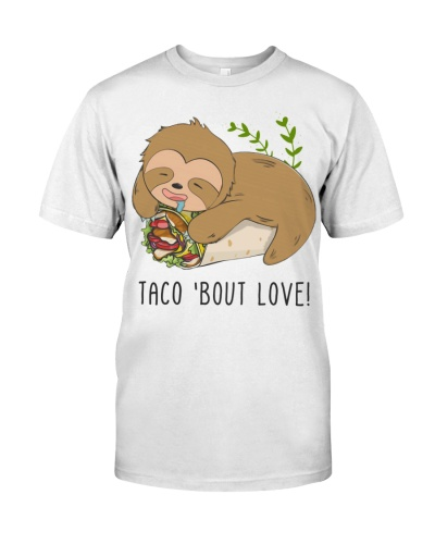 Taco about love