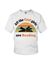 All the cool girls are reading Youth T-Shirt tile