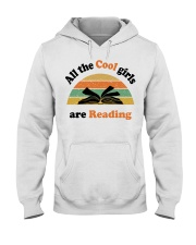 All the cool girls are reading Hooded Sweatshirt tile