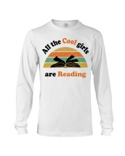 All the cool girls are reading Long Sleeve Tee tile
