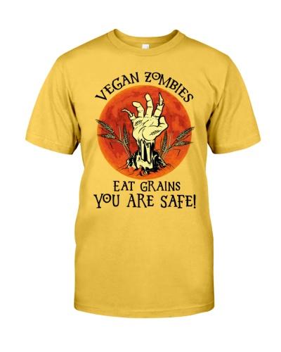 Vegan Zombies Eat Grains