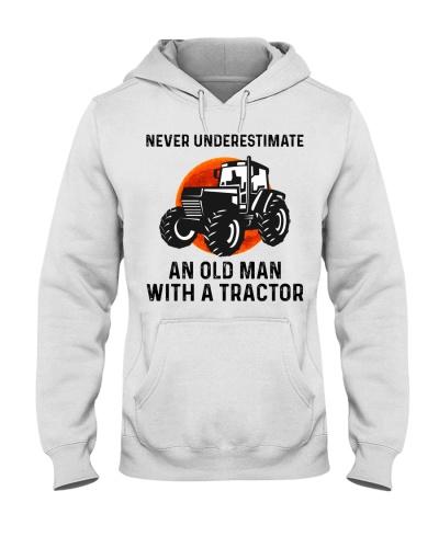 Never underestimate tractor