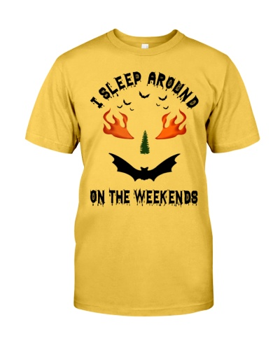 Sleep Around On The Weekends