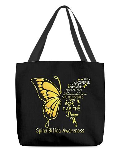 They whispered to her - Spina bifida awareness