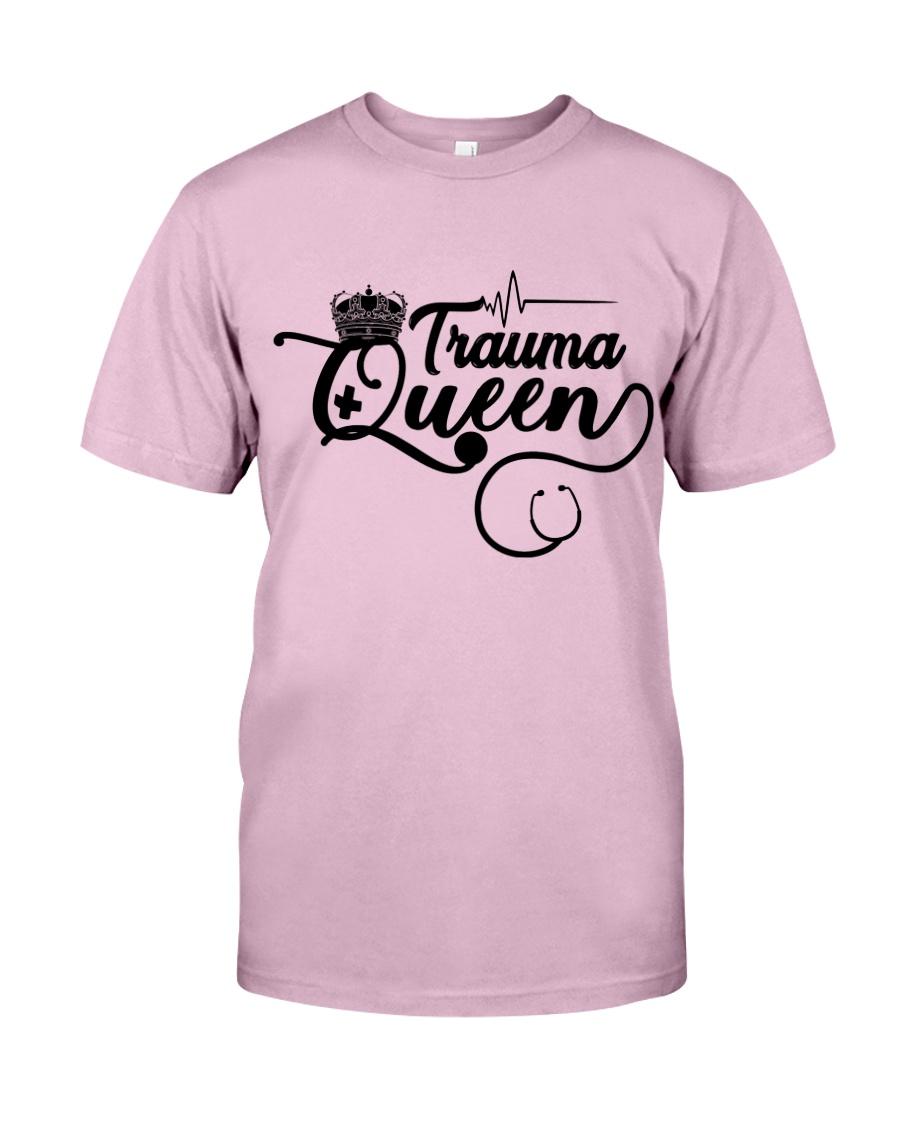 Trauma Queen Classic T-Shirt