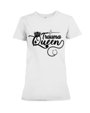 Trauma Queen Premium Fit Ladies Tee thumbnail