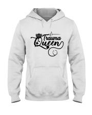 Trauma Queen Hooded Sweatshirt thumbnail