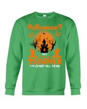 Halloween PreK Teacher Crewneck Sweatshirt thumbnail