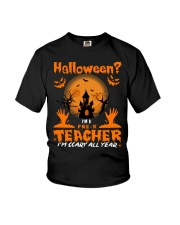 Halloween PreK Teacher Youth T-Shirt thumbnail