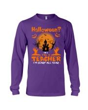 Halloween PreK Teacher Long Sleeve Tee thumbnail