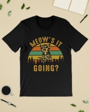 Meows It Going Classic T-Shirt lifestyle-mens-crewneck-front-19