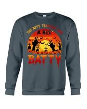 The Best Teachers Are Batty Crewneck Sweatshirt thumbnail
