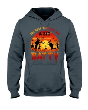 The Best Teachers Are Batty Hooded Sweatshirt thumbnail