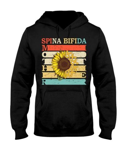 Spina bifida mother art