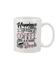 Happiness Is A Cup Of Coffee Mug tile