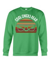Cool chicks read  Crewneck Sweatshirt thumbnail