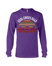 Cool chicks read  Long Sleeve Tee thumbnail