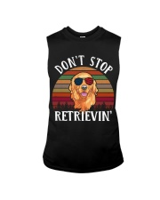 Dont Stop Retrieving Sleeveless Tee thumbnail