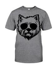 Cute Cairn Terrier Classic T-Shirt front